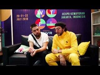 A Conversation with R&B Duo Majid Jordan
