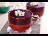 Chocolate Caliente Red Velvet | Bebida Caliente Red Velvet