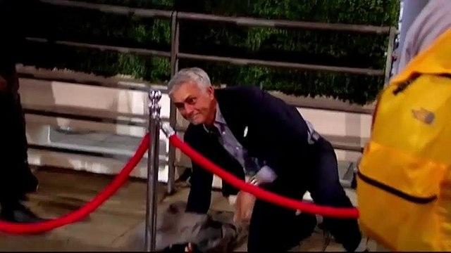 El tropiezo de Mourinho