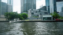 Belzona Boats 40' Center Console: Enjoying a summer boat day in Miami