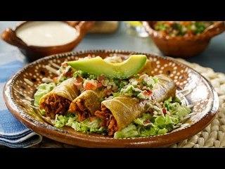 Tacos Veganos de Zanahoria