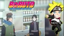 Atacan a Vigilantes de Konoha Y Naruto le cuenta a Tsunade que Orochimaru es el Padre de Mitsuki