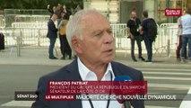 Ferrand choisi par les députés LREM : « C'est la récompense de la confiance », estime Patriat