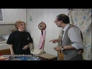 الفصول الاربعا 2 - ماجدة غلطت ومزحت مع نجيب ! يا لطيف شو صار فيها ! بسام كوسا