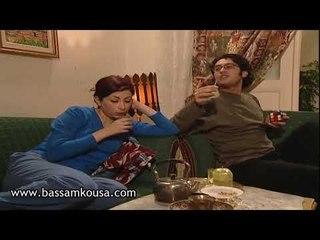 الفصول الاربعا 2 - امرؤ القيس قال اليوم خمر و غدا امر و هو عم يلعب دق طاولة  ! بسام كوسا