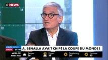 Clash entre Maurice Szafran et Pascal Praud