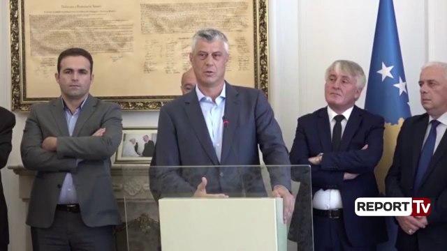 Report Tv-Liderët e Luginës së Preshevës-Thaçit: Duam bashkim me Kosovën