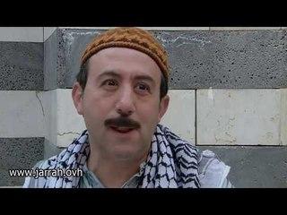 باب الحارة - ابو بدر و ابو محمود - ما بدك تقول لي شو هي قربت ؟!  مع ادهم الملا