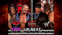 The Undertaker & Kane vs DDP & Rhyno (Steve Austin Helps Fight The Alliance)! 7/16/01 [1/2]
