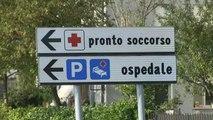 Вспышка пневмонии на севере Италии
