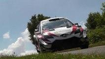 Rallye Deutschland 2018 - Test Ott Tänak -Toyota Yaris WRC