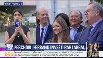 """Ferrand investi: """"On sait très bien que Richard Ferrand est proche d'Emmanuel Macron"""" souligne Sonia Krimi"""