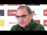 Wales 4-1 Ireland - Martin O'Neill Full Post Match Press Conference - UEFA Nations League