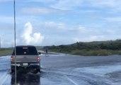 Hurricane Florence Already Felt Along North Carolina Coast