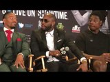 Yordenis Ugas vs Cesar Barrionuevo FINAL PRESS CONFERENCE