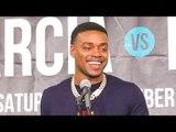 Errol Spence TAKES OVER Post Fight Presser Garcia vs Porter
