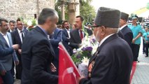 Bursa'nın düşman işgalinden kurtuluşunun 96. yıldönümü kutlamaları başladı