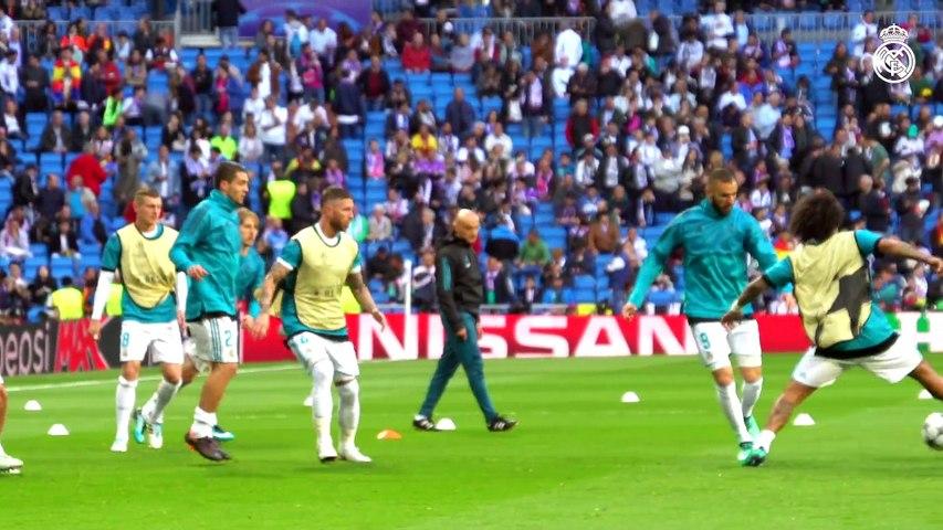 Real Madrid vs Bayern Munich 2 - 2
