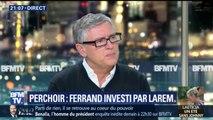 """""""Il est la voix et le bras-armé d'Emmanuel Macron"""", affirme Michel Onfray sur Richard Ferrand"""