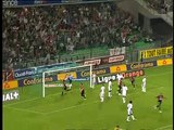 10/09/05 : Youssouf Hadji (48') : Rennes - Auxerre : 3-1