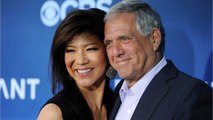 Julie Chen Takes Time Off To Be With Husband Leslie Moonves After His CBS Exit