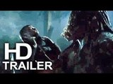 PREDATOR (FIRST LOOK - Angry Mega Predator Trailer NEW) 2018 Thomas Jane Action Movie HD
