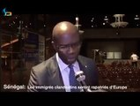 Senegal les immigrés clandestins seront rapatriés d'Europe