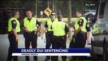 Man Sentenced to 47 Years for DUI Crash That Killed Teen Girl