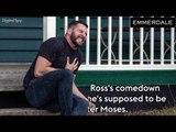 Emmerdale: Ross collapses! Jessie reveals her big secret! (Soap scoop Week 38)
