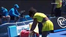 maria sharapova vs serena williams-Australian  open 2016