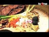 Nikmatnya Pamarasan Tedong, Makanan Khas Toraja