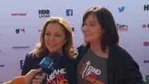 Shannen Doherty Opens Up About Cancer at Stand Up to Cancer 2018