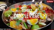 Tombez dans le Piège #41 : La salade de tomates du jardin