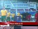 Takluk dari Australia, Timnas U-19 Tersingkir