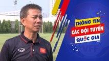 U19 Việt Nam tích cực tập luyện trước thềm Vòng chung kết U19 Châu Á 2018 - VFF Channel