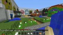 Minecraft: SONIC HIDE AND SEEK!! - Morph Hide And Seek - Modded Mini-Game