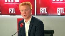 """Ferrand président de l'Assemblée : """"Pas une bonne nouvelle"""", déplore Quatennens sur RTL"""