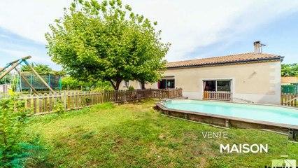 A vendre - Maison/villa - Montussan (33450) - 7 pièces - 197m²