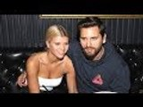 """Sofia Richie Opens Up About Her And Scott Disick's """"Lovey Dovey"""" Relationship"""