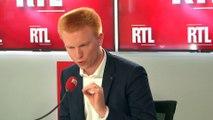 Adrien Quatennens se dit sur RTL favorable à la régularisation des sans-papiers
