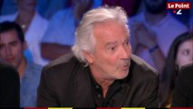 Pierre Arditi fustige les opposants aux 80km/h