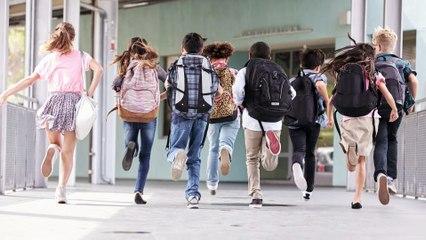 Primer día de colegio: volver con ganas
