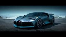 """Bugatti enthüllt sein neuestes Modell auf der exklusiven Veranstaltung """"The Quail - A Motorsports Gathering"""" in Kalifornien"""