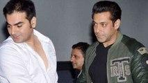 Salman Khan & Arbaaz Khan FIGHT over Dabangg 3 production; Here's Why | FilmiBeat