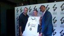 ASVEL - Tony Parker signe le plus gros contrat du basket français avec LDLC