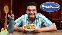 Ratatouille Recipe - How To Make Ratatouille - Khana Peena Aur Cinema - Varun