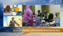 Opposition group in Mauritania rejects local election results [The Morning Call]