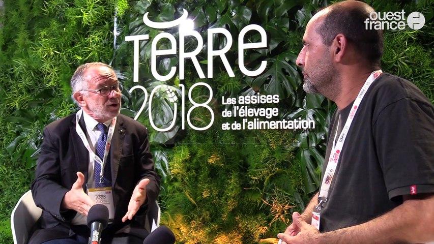 Terre 2018 - Éric ANDRIEU, député européen