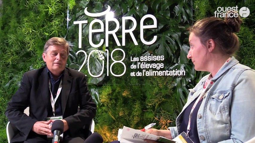 Terre 2018 - Philippe CHOTTEAU, chef du département économie, Institut de l'élevage (GEB)