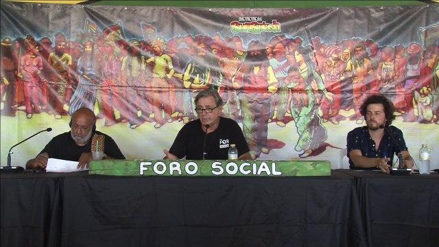 Movimientos y redes sociales que están cambiando África @ Foro Social 2017